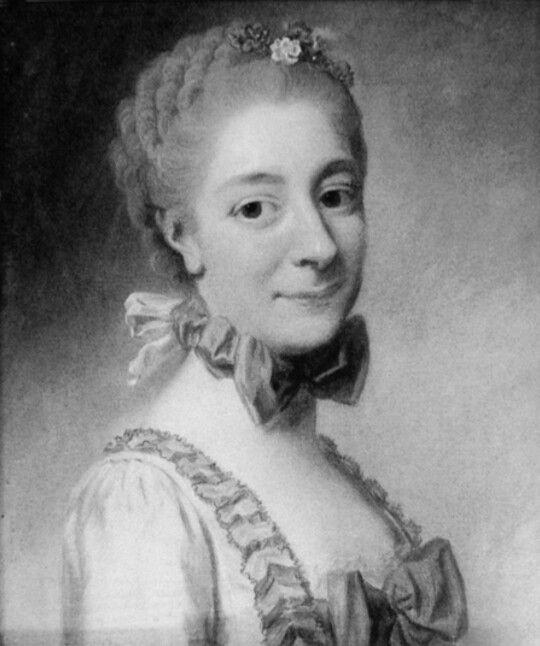 Tricentenaire de la Duchesse d'Enville à La Roche Guyon 498f3f10