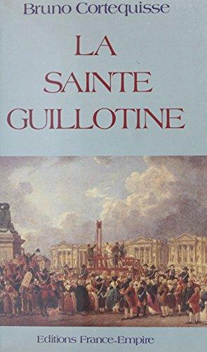 Bibliographie sur la guillotine 51wdru10