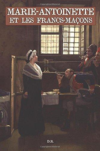 Marie-Antoinette était-elle franc-maçonne ? 51ydly10