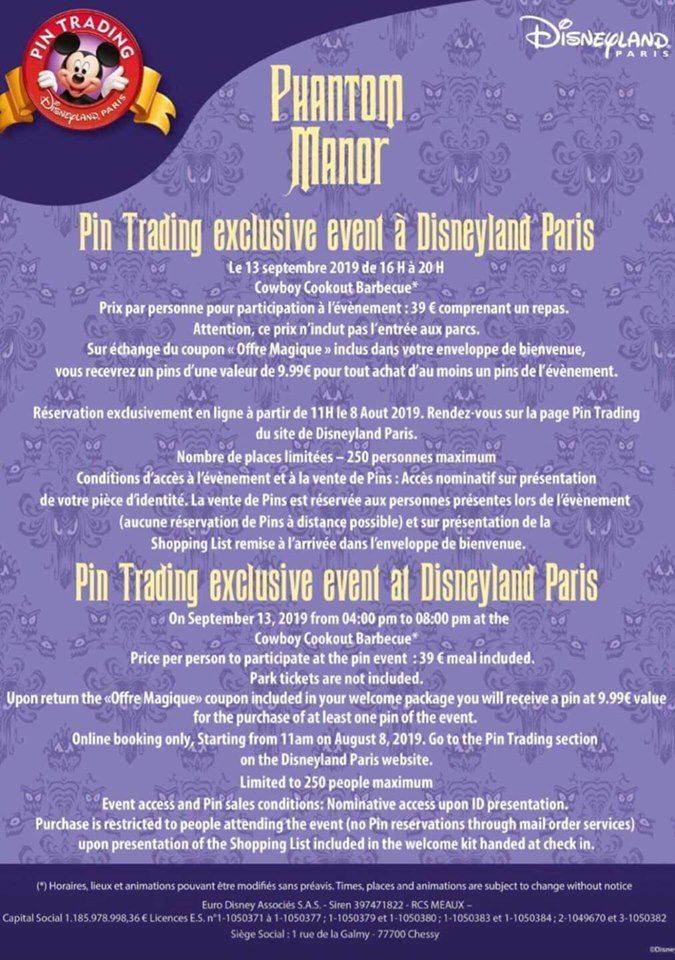 Le Pin Trading à Disneyland Paris - Page 3 64994110