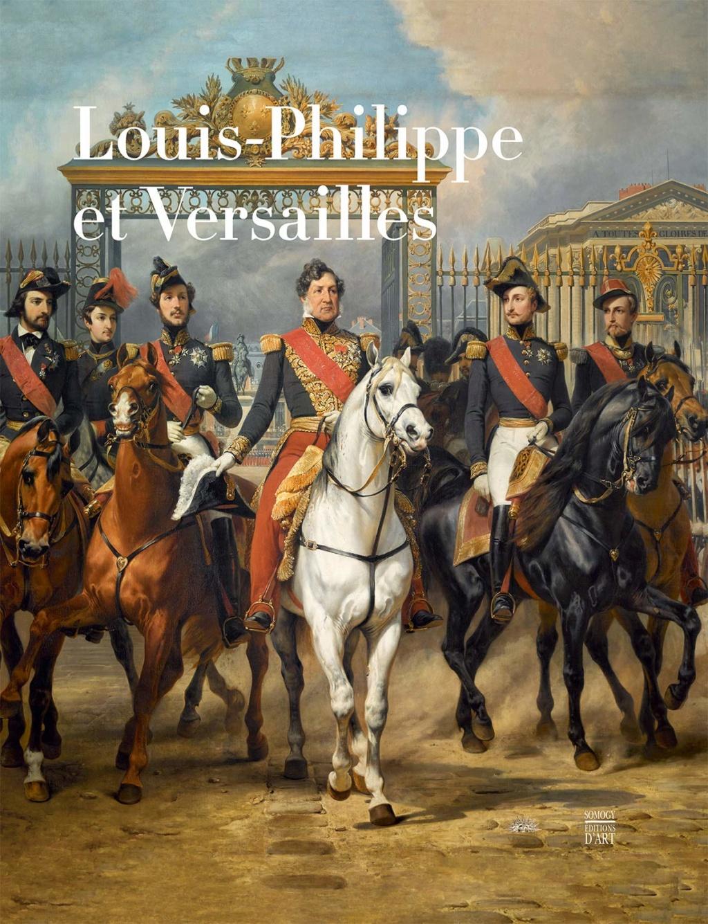 Exposition au Château : « Louis-Philippe et Versailles » octobre 2018 81fjkd10