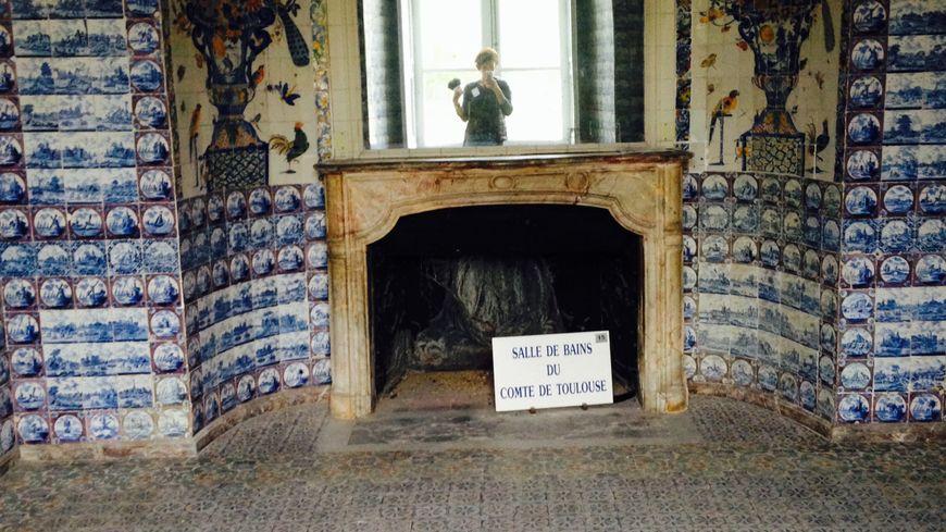 La Salle de Bains de Marie-Antoinette à Rambouillet 870x4810