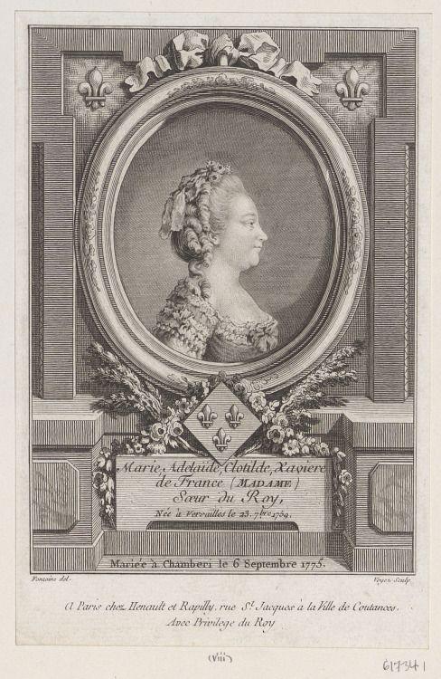 """La princesse Clotilde de France, dite Madame Clotilde, """"Gros Madame"""" - Page 6 9a7a4c10"""