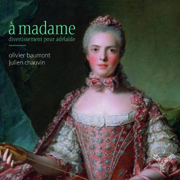 Marie-Adélaïde de France, dite Madame Adélaïde A-mada10