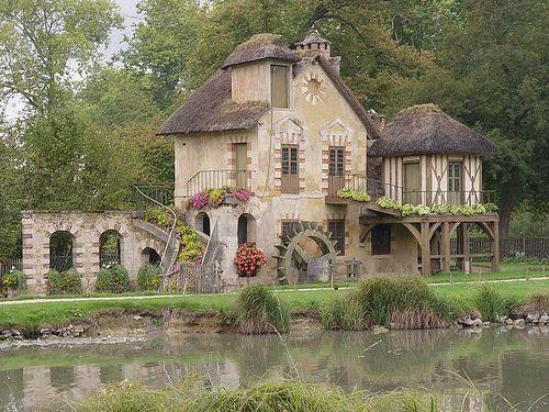 Le moulin du Hameau du Petit Trianon Ac645c10