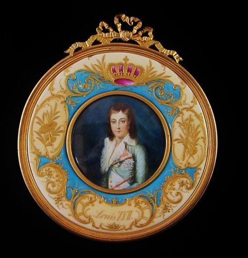 Portraits et illustrations de Louis XVII, roi de France (1793-1795) - Page 2 Af673610