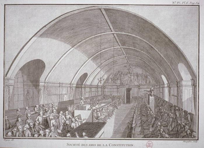 La salle du Manège à Paris Arc10510