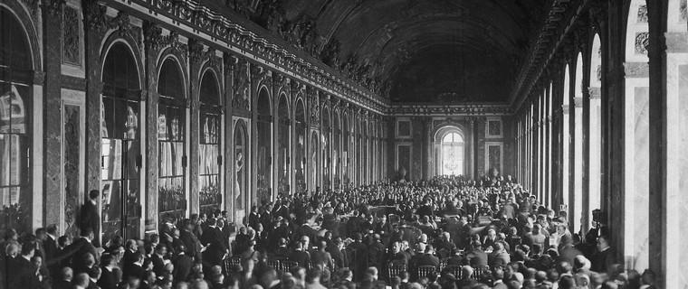 """Exposition """"Le traité de Versailles"""", Musée des Beaux-Arts d'Arras Bandea10"""