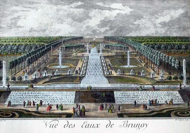 Brunoy ou la folie du Comte de Provence D9fe4410