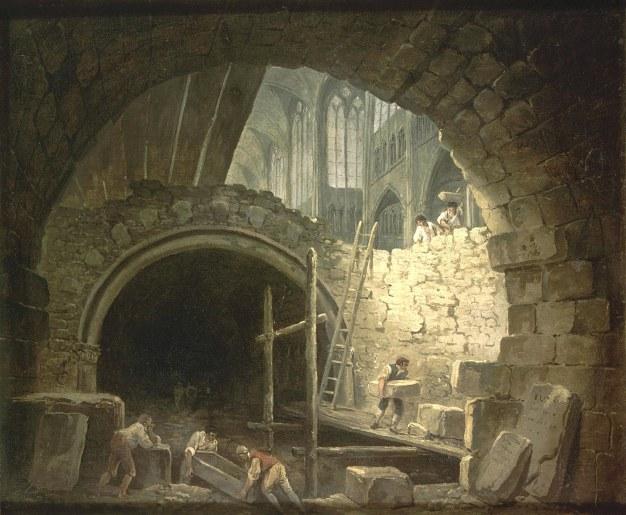 Hubert Robert et la Révolution, Musée de Valence Den4_r10