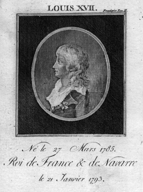 Portraits et illustrations de Louis XVII, roi de France (1793-1795) - Page 2 Djx110