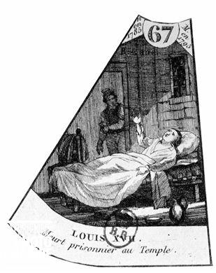 Les portraits de Louis XVII, prisonnier au Temple - Page 4 E216db10