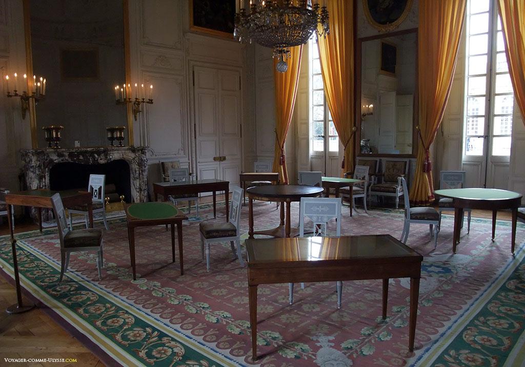 Le Grand Trianon: le salon de famille de l'Empereur Grand-12