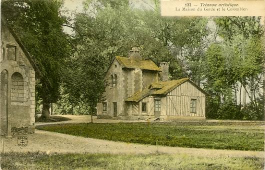La maison du garde du Hameau du Petit Trianon Hameau10