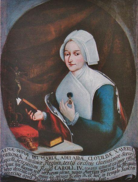 "La princesse Clotilde de France, dite Madame Clotilde, ""Gros Madame"" - Page 6 La-ven10"
