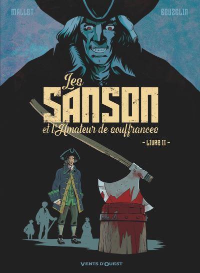 Bandes dessinées : Les Sanson et l'amateur de souffrances Les-sa11