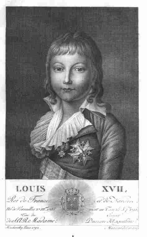 Portraits et illustrations de Louis XVII, roi de France (1793-1795) - Page 2 Livre-11