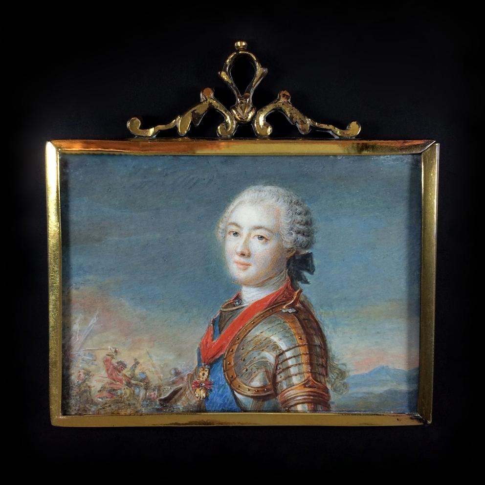 Louis-Jean-Marie de Bourbon, duc de Penthièvre, beau-père de la princesse de Lamballe - Page 2 Louis-10