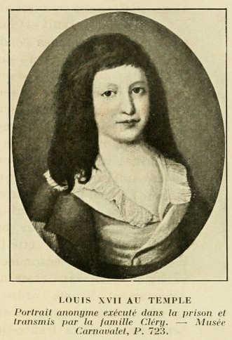 Les portraits de Louis XVII, prisonnier au Temple - Page 4 Louis-11