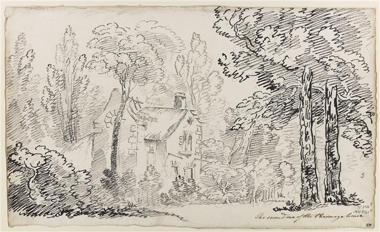 La maison du garde du Hameau du Petit Trianon Maison10