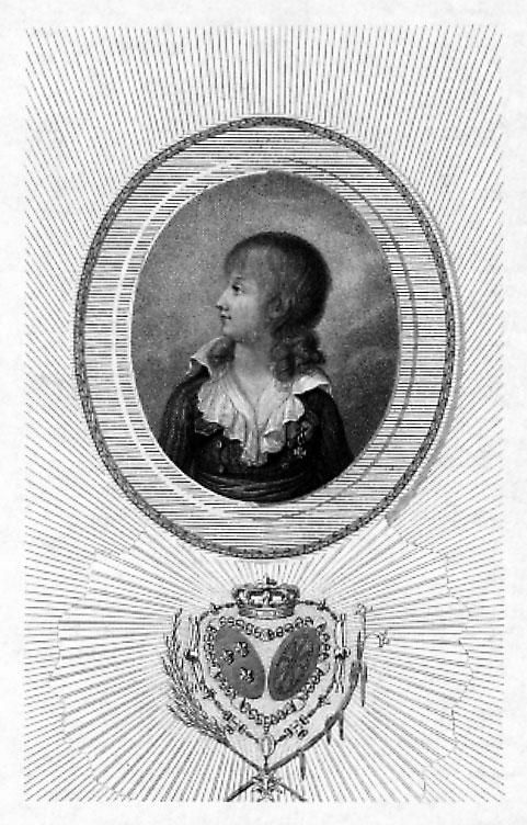 Portraits et illustrations de Louis XVII, roi de France (1793-1795) - Page 2 Mcr1610