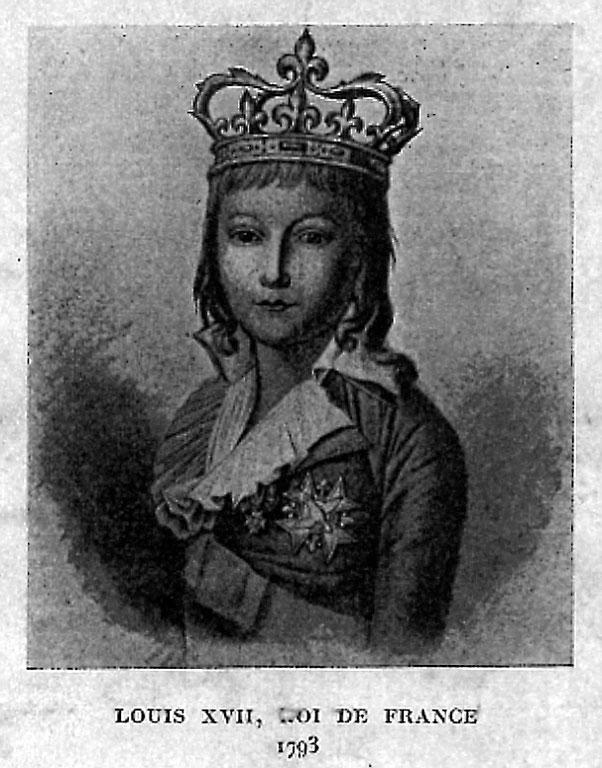 Portraits et illustrations de Louis XVII, roi de France (1793-1795) - Page 2 Mcr1910