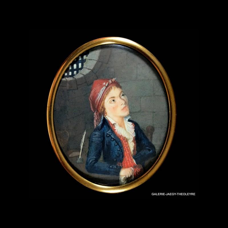 Les portraits de Louis XVII, prisonnier au Temple - Page 4 Media_10