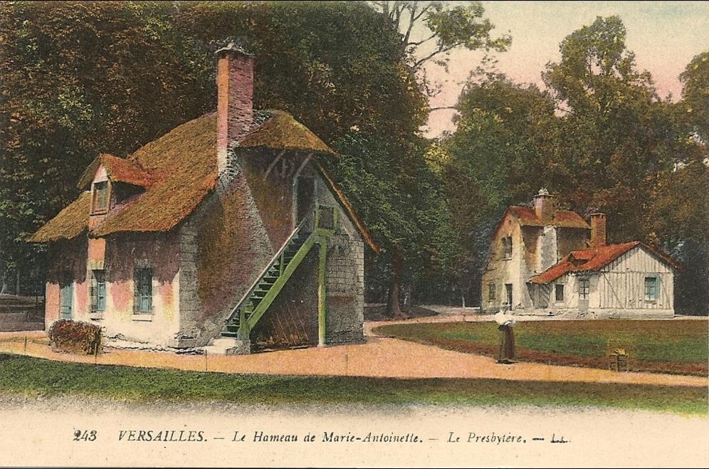 Le Colombier du Hameau du Petit Trianon Normal10