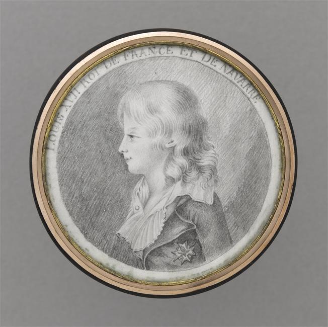 Portraits et illustrations de Louis XVII, roi de France (1793-1795) - Page 2 Ob_62410
