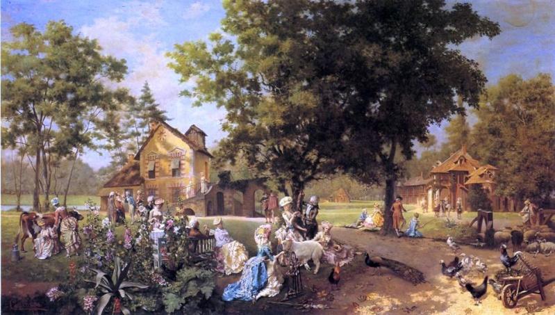 Le moulin du Hameau du Petit Trianon Oreste10