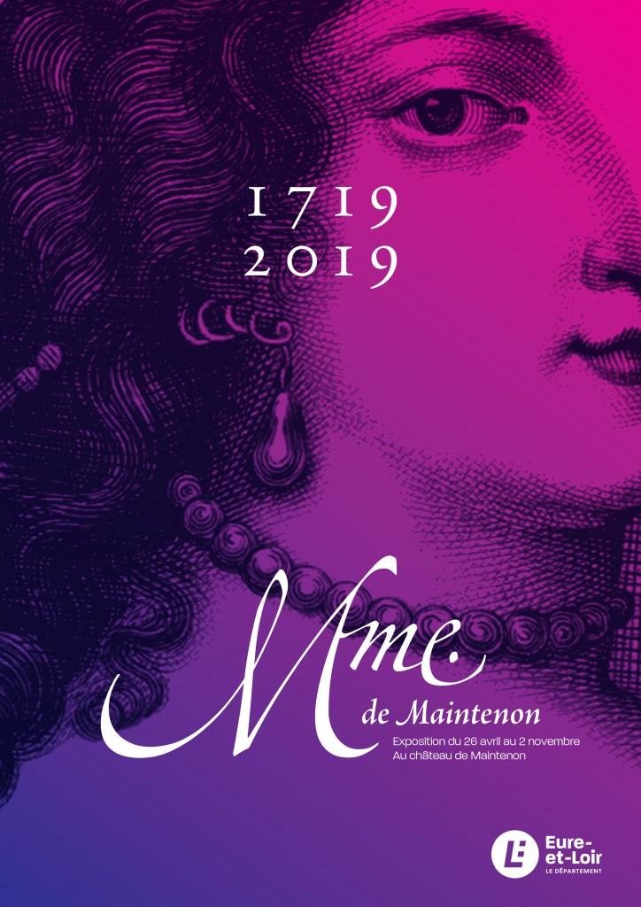 Madame de Maintenon : Exposition du tricentenaire (1719-2019), à Versailles P_4-ex10