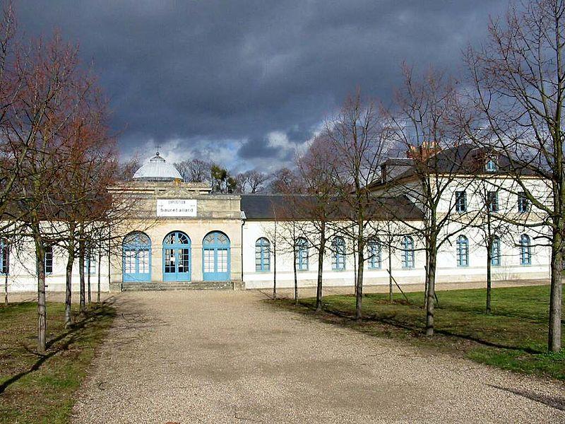 Le château du Duc et de la Duchesse de Berry à Rosny-sur-Seine Pa000810