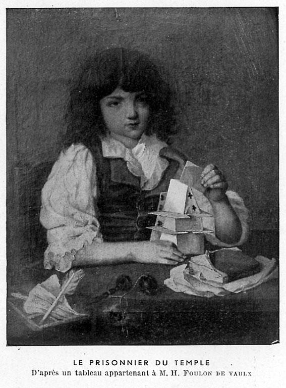 Les portraits de Louis XVII, prisonnier au Temple - Page 4 Prd6210