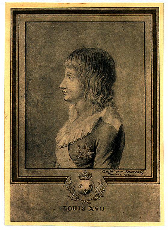 Portraits et illustrations de Louis XVII, roi de France (1793-1795) - Page 2 Prd6710