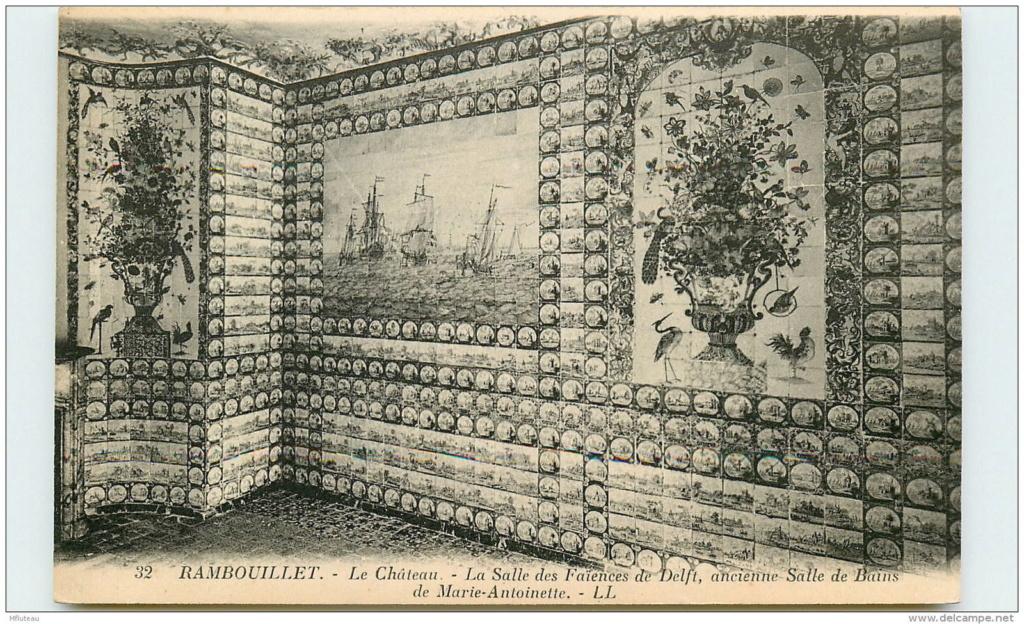 La Salle de Bains de Marie-Antoinette à Rambouillet S-l16012