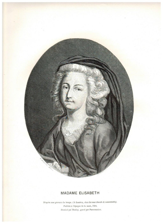 Madame Élisabeth, sœur  de Louis XVI - Page 7 S-l16015