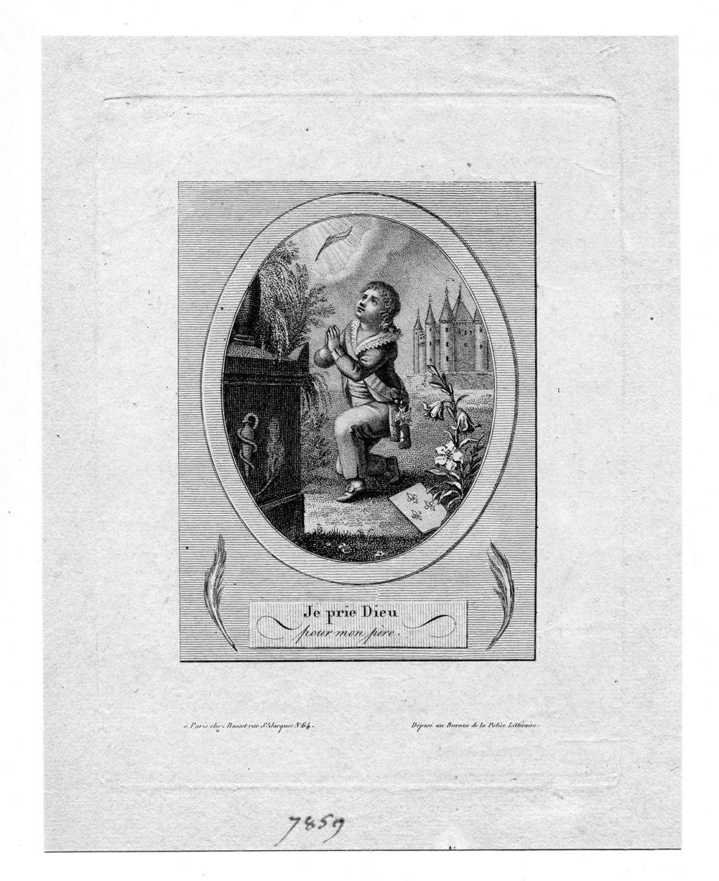 Les portraits de Louis XVII, prisonnier au Temple - Page 3 S-l16021