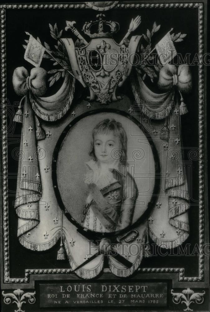 Portraits et illustrations de Louis XVII, roi de France (1793-1795) - Page 2 S-l16032