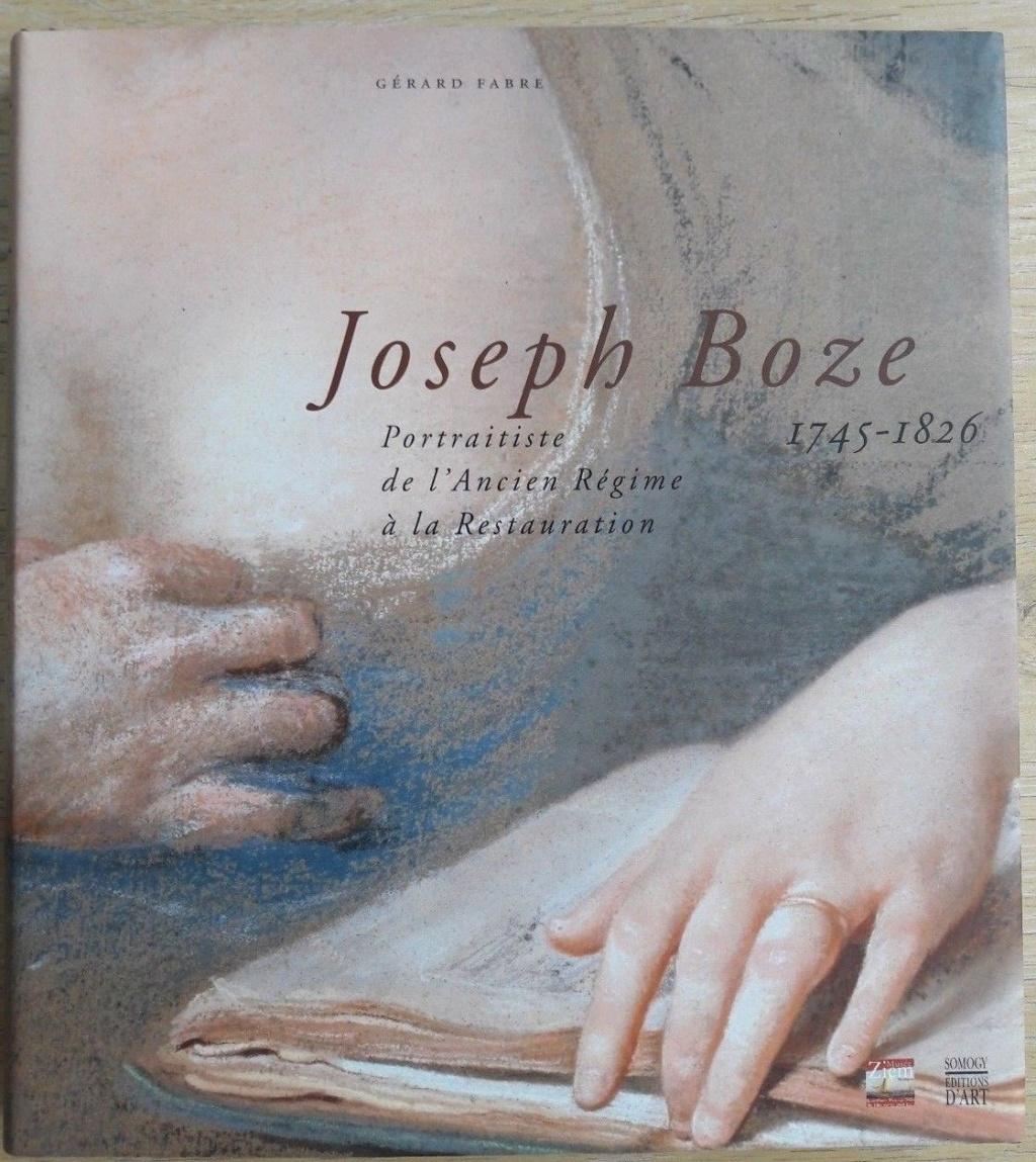 Le peintre Joseph Boze S-l16050