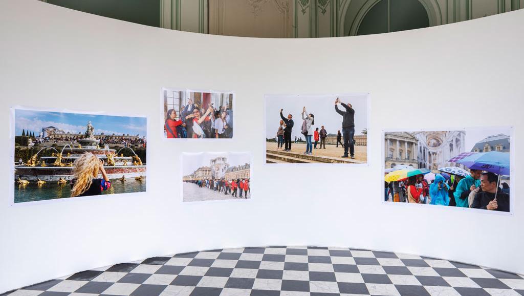 Exposition :  Versailles visible / invisible Versai15