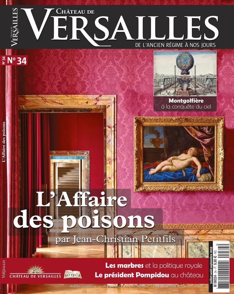 Le magazine Château de Versailles  - Page 4 Versai16