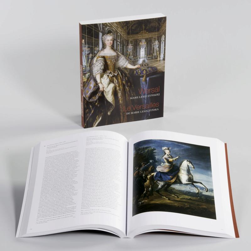 Bibliographie sur la reine Marie Leszczynska Wersal10