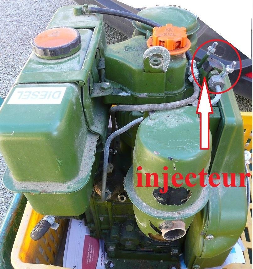 goldoni - Goldoni 140 super special démarre et s'arrête Inject12