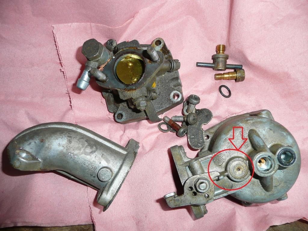 motoculteur - probleme demarrage motoculteur ferrari P1320747