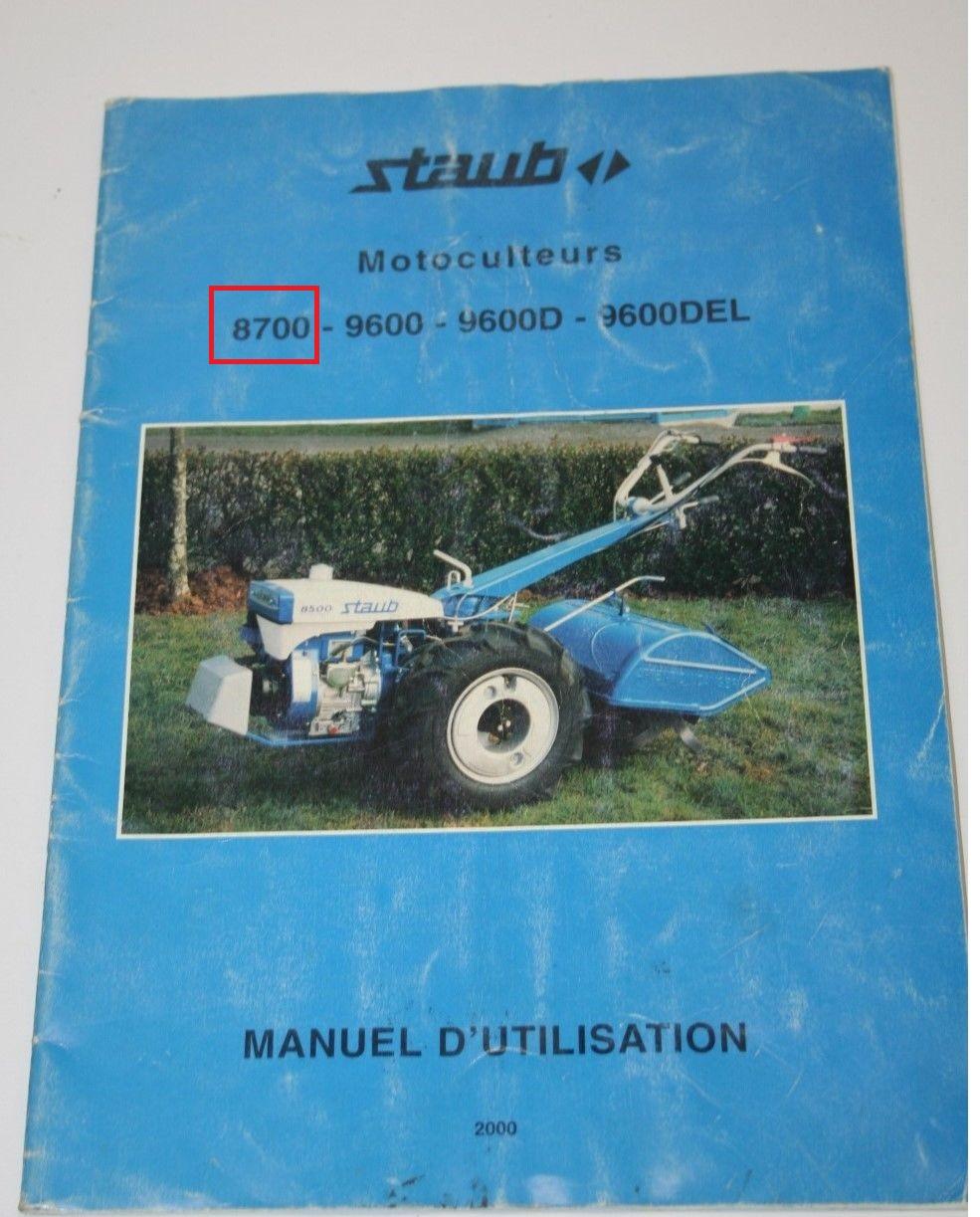 embraye staub 8700 S-l16010