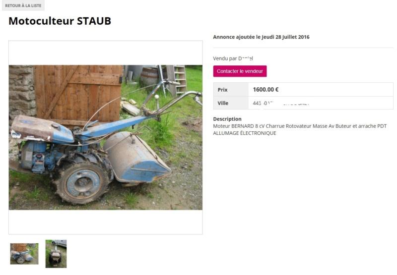 Tromperie sur la marchandise  Staub510
