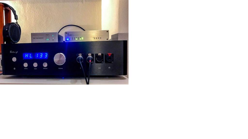 [Milano] Vendo amplificatore cuffie bilanciato Audio GD HE-9  He-910