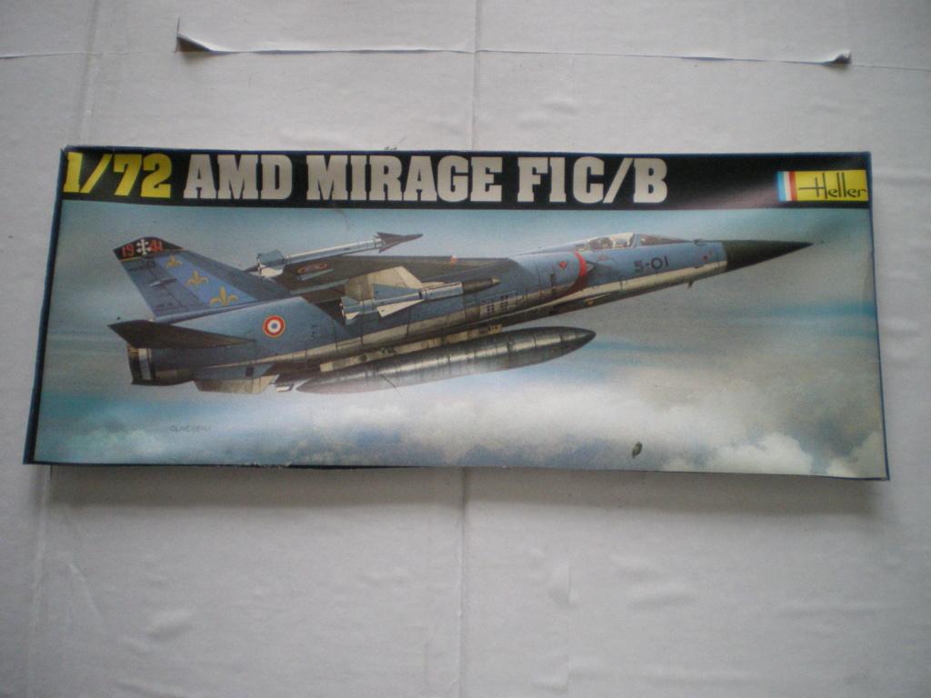 Mirage F 1B / Heller 1010