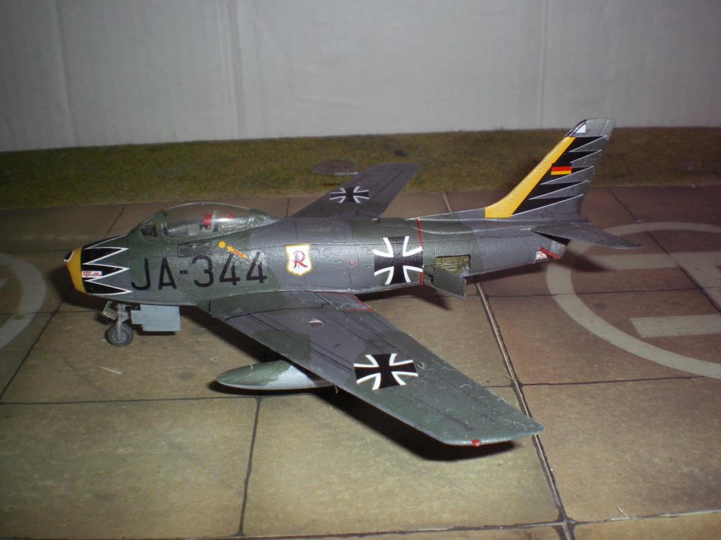 NA F 86F RFA 1963 / Hobbyboss Imgp0487