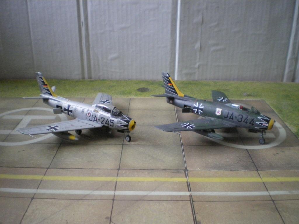 NA F 86F RFA 1963 / Hobbyboss Imgp0511